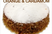 Orange and Cardamom Cake - Cavallaros