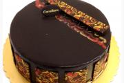Chocolate Mud Cake - Cavallaros