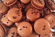 Chocolate Macarons - Cavallaros
