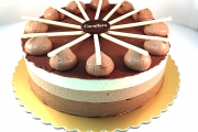 Chocolate Trio Cake - Cavallaros