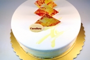 Maracuja Cake - Cavallaros