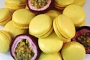 Passionfruit Macarons - Cavallaros
