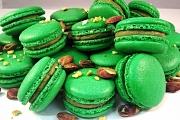 Pistachio Macarons - Cavallaros