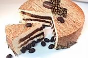 Tiramisu Cake Slice - Cavallaros