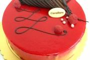 Ruby Signature Cake - Cavallaros