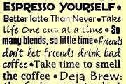 Coffee - Cavallaros
